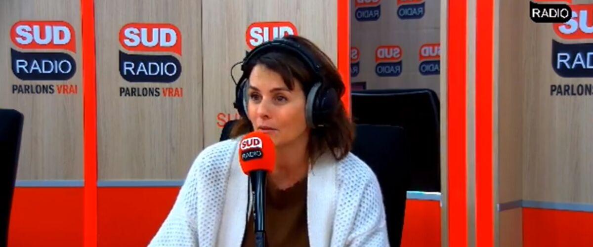 """Faustine Bollaert étonnée (et déçue ?) : """"On ne me drague plus depuis des années"""" (VIDEO)"""