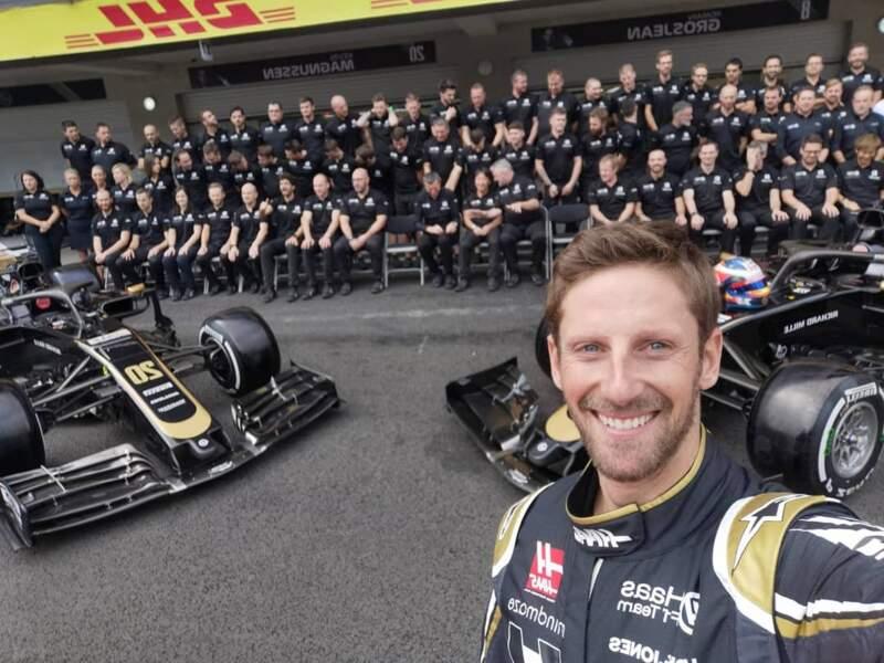 L'année a été bien remplie entre les Grands Prix de Formule 1 pour lui...