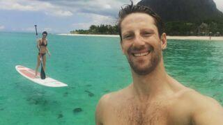 Marion Jollès et Romain Grosjean sur une île paradisiaque : entre maillots de bain et soirées en amoureux, ils s'éclatent ! (PHOTOS)