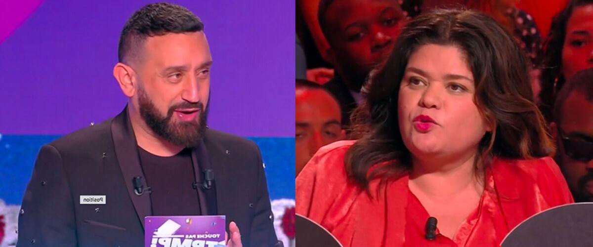 Raquel Garrido pire chroniqueuse de Balance ton post ? Cyril Hanouna ironise et se moque de sa recrue (VIDEO)