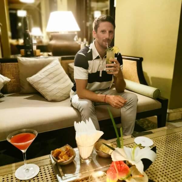 Place aux cocktails en amoureux !