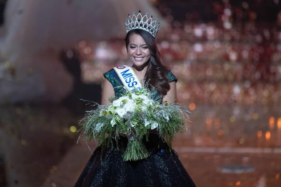Miss France 2019 : Vaimalama Chaves (Miss Tahiti)