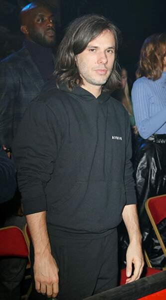 Orelsan était présent au Cirque Phénix pour supporter Cyril Benzaquen