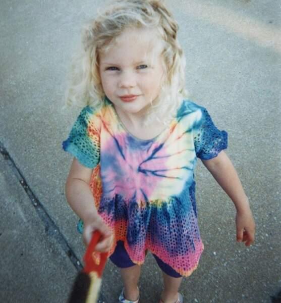 Et ça, c'est Taylor Swift.