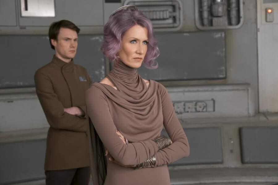 Laura Dern, prête au sacrifice dans Les Derniers Jedi