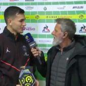 """""""Muy contento de tu partito, grande jugador"""" : la nouvelle interview incroyable de Laurent Paganelli avec Leandro Paredes (VIDEO)"""
