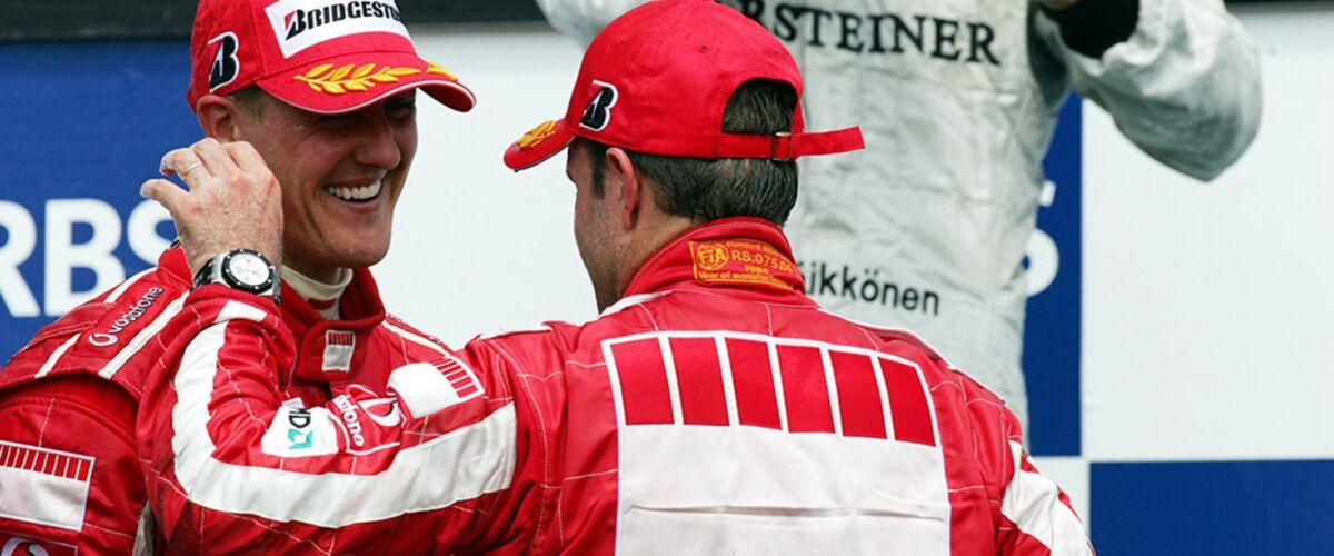 Michael Schumacher : un ancien coéquipier tacle la personnalité du pilote