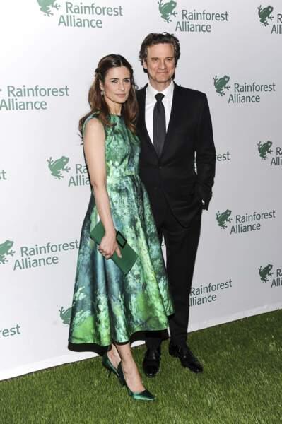 Mi décembre, c'est au tour de l'acteur Colin Firth et de son épouse Livia Giuggioli d'annoncer leur rupture après 22 ans de mariage