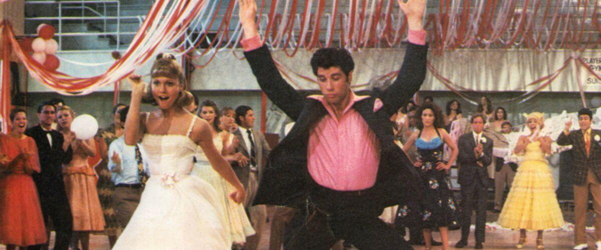 John Travolta et Olivia Newton-John se retrouvent pour une projection de Grease !