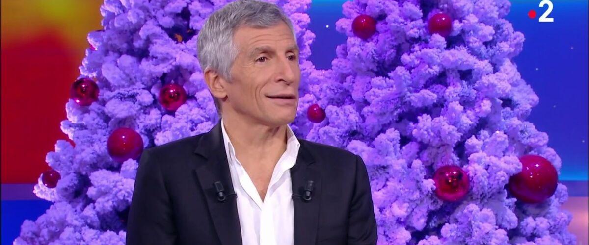"""Miss France : Nagui mitigé sur le """"petit côté pervers-pépère"""" du défilé en maillot de bain (VIDEO)"""