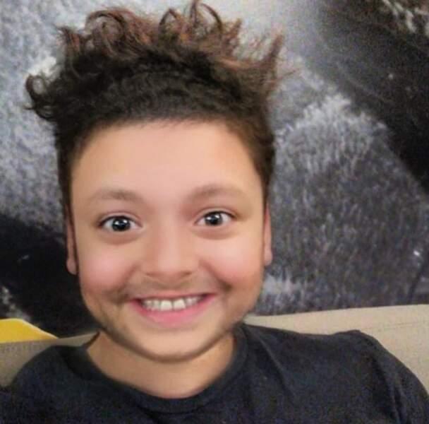 Et le meilleur pour la fin : voici ce à quoi ressemblait Kev Adams enfant, selon Snapchat.