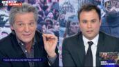 """Grèves. Passe d'armes entre Charles Consigny et Yvan le Bolloc'h sur BFM TV : """"Moi j'ai pas envie de crever au boulot !"""""""