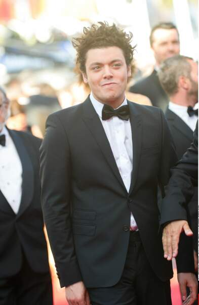 Coupe qu'il arbore même sur le tapis rouge du Festival de Cannes.