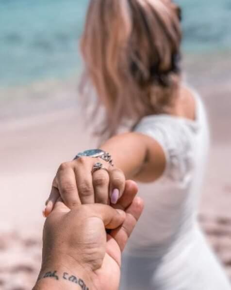 Kevin Guedj a demandé Carla Moreau en mariage au Mexique