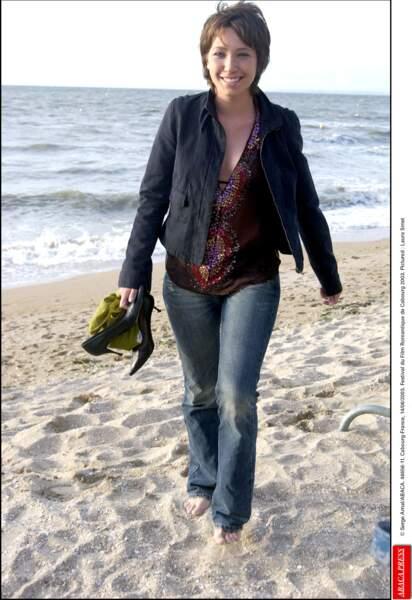 En 2003, à Cabourg