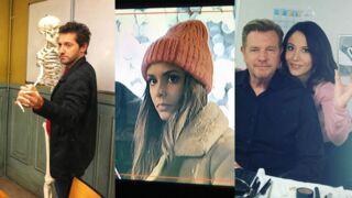 Explosion sur le tournage de Profilage, Frédéric Diefenthal s'amuse sur le plateau de Demain nous appartient… Les coulisses de vos séries préférées ! (PHOTOS)
