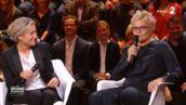 """Quand Muriel Robin s'amuse de la """"clientèle fétichiste"""" du Musée Grévin dans Le Grand Echiquier (VIDEO)"""