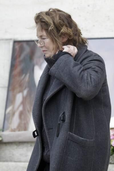 Anna Karina, décédée Jane-birkin