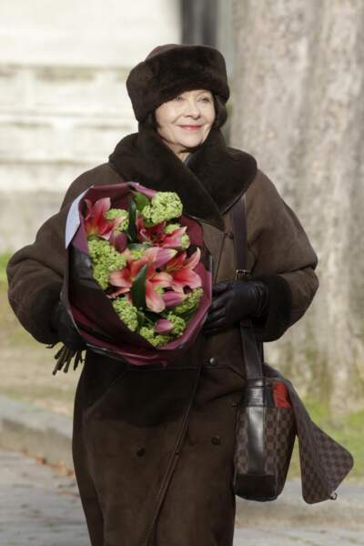 Anna Karina, décédée Macha-meril