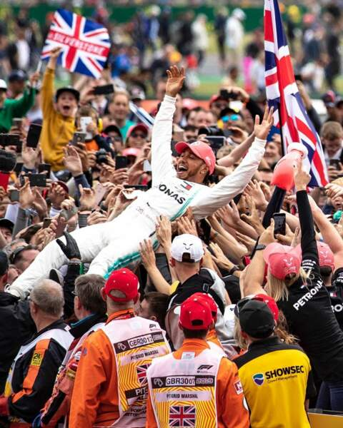 Pilote de Formule 1 accompli...