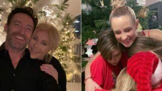 Pleurs chez Caroline Receveur, câlins chez Elodie Gossuin, Philippe Etchebest et Nina… Le Noël des people (PHOTOS)