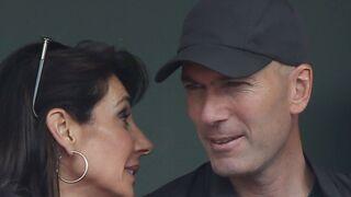 Enzo avec sa chérie, Véronique dans une magnifique robe blanche, Zinédine très heureux... Le noël de rêve des Zidane à Dubaï (PHOTOS)