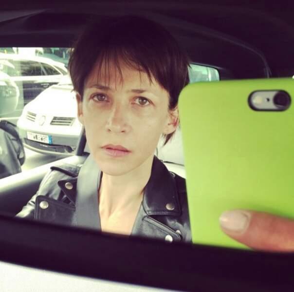 Selfie parisien de retour du Festival de Cannes...