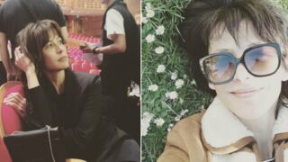 Sophie Marceau : stars, coulisses, sourires, la comédienne se marre bien sur Instagram (PHOTOS)