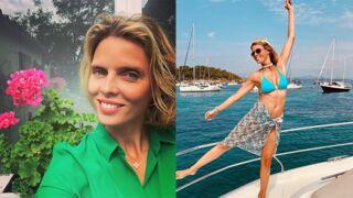 En vacances, avec les Miss ou ses enfants... Les plus belles photos Instagram de Sylvie Tellier