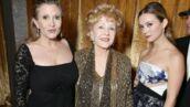 L'hommage émouvant de Billie Lourd à sa mère Carrie Fisher et sa grand-mère Debbie Reynolds, trois ans après leur mort