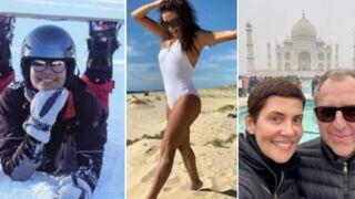 Julie Gayet, Vaimalama Chaves, Franck Gastambide… De la Thaïlande à la Bretagne, voici où ils ont réveillonné (PHOTOS)