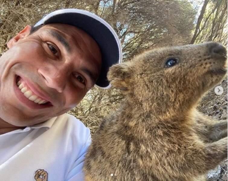 Rafael Nadal s'est trouvé un nouveau copain australien pour 2020