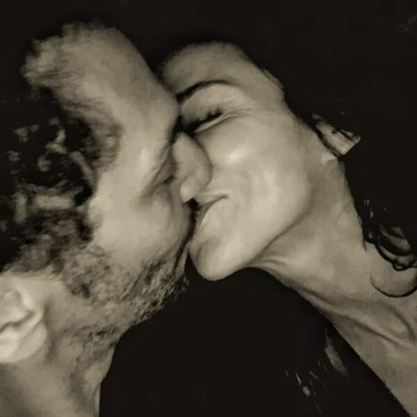 Pour Tomer Sisley, l'année 2020 commence sous le signe de l'amour