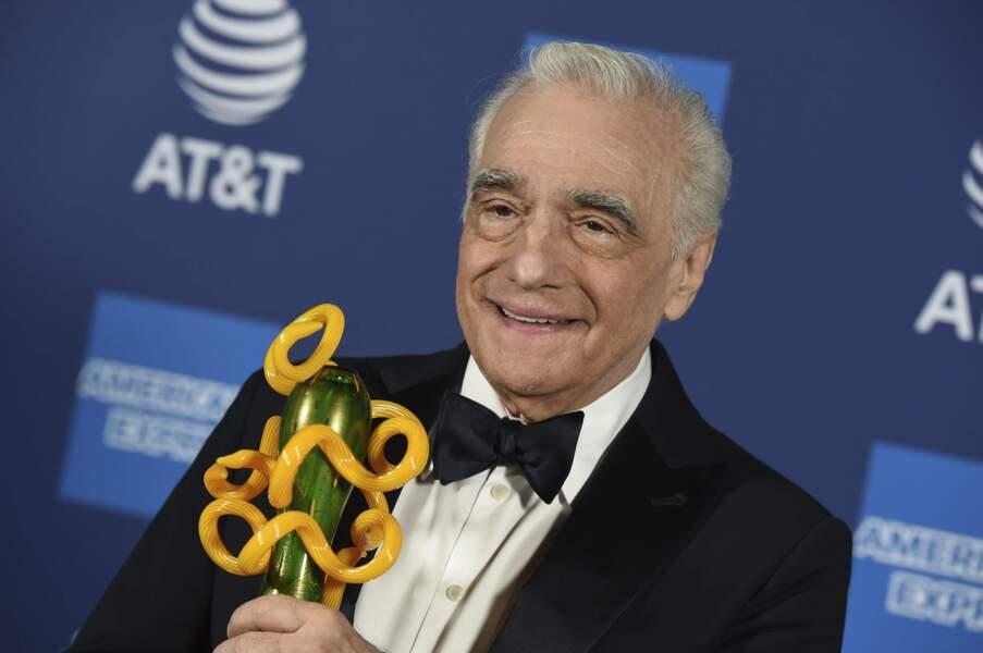 Martin Scorsese était également de la partie !