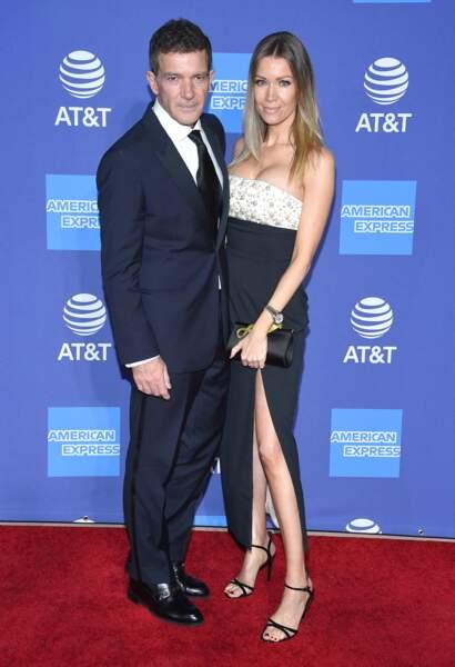 Antonio Banderas et sa femme Nicole Kimpel