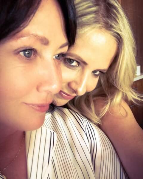 Buffy et Prue amies dans la vie ! Le rêve pour les fans