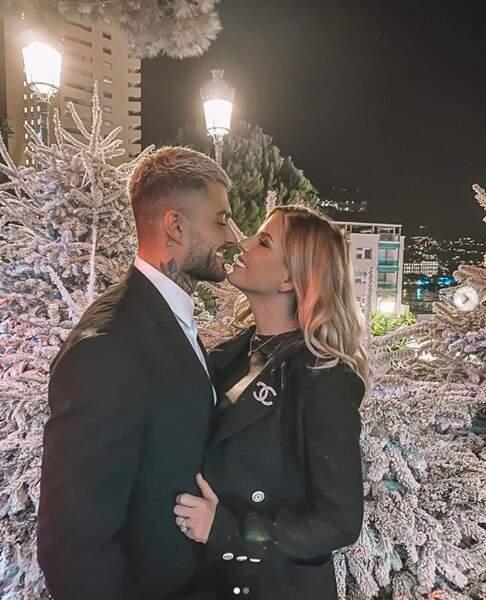 Thibault Garcia partage un cliché romantique avec sa belle Jessica Thivenin, pour fêter la nouvelle année. Après trois années de romance, ils sont toujours aussi amoureux