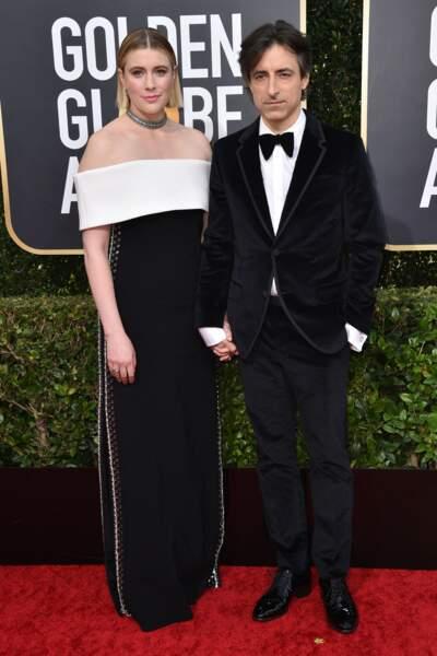 Greta Gerwig et Noah Baumbach