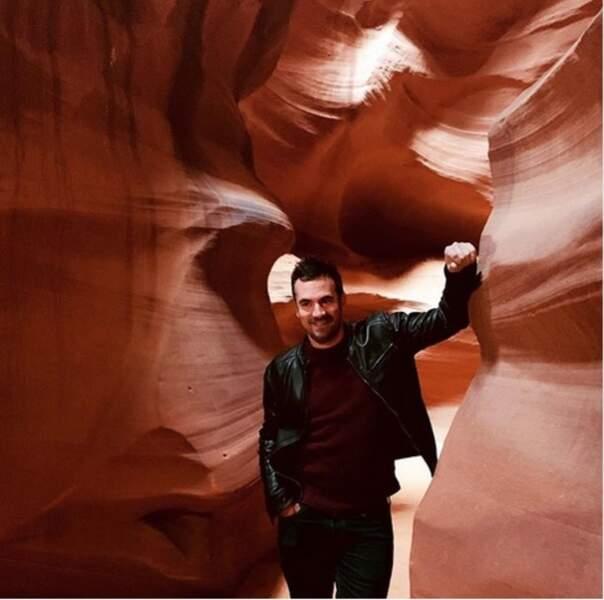 Plus de voyages, comme Alex Goude à Antelope Canyon