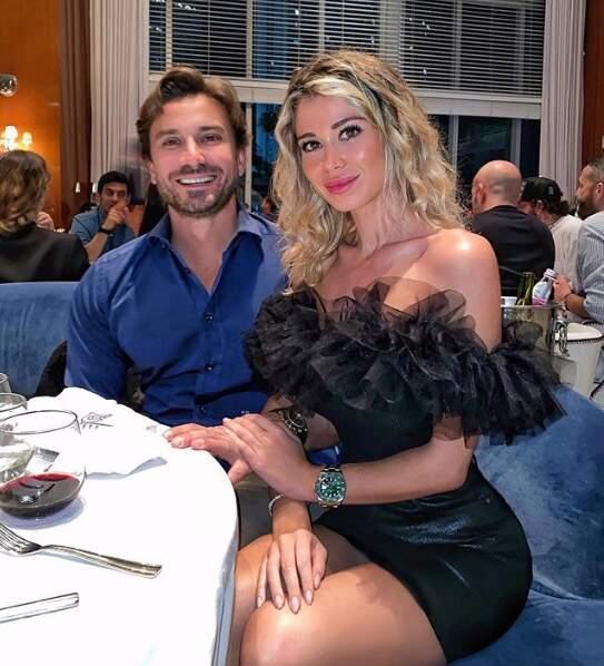 Diletta Leotta est aussi la demi-soeur du chirurgien plastique Mirko Manola