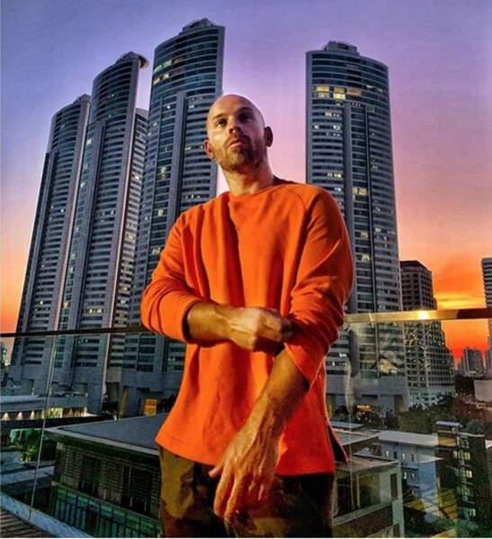 Franck Gastambide à Bangkok