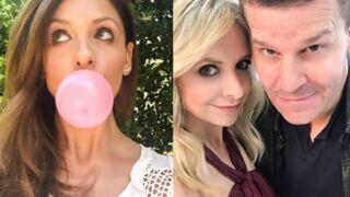 Sarah Michelle Gellar : amoureuse, Buffy contre les vampires, ses délires… L'actrice s'éclate sur Instagram (PHOTOS)