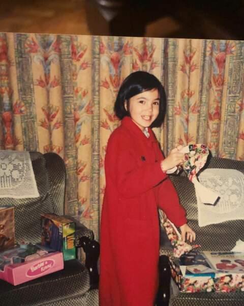 Agathe Auproux est née en 1991 à Guéret (Creuse) d'une maman vietnamienne.