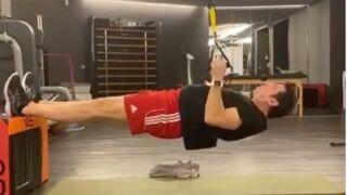 Patrick Bruel : son impressionnant entrainement sportif qui bluffe les internautes (VIDEO)