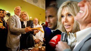 Brigitte Macron et Didier Deschamps très complices pour le lancement de l'opération Pièces Jaunes 2020 (PHOTOS)