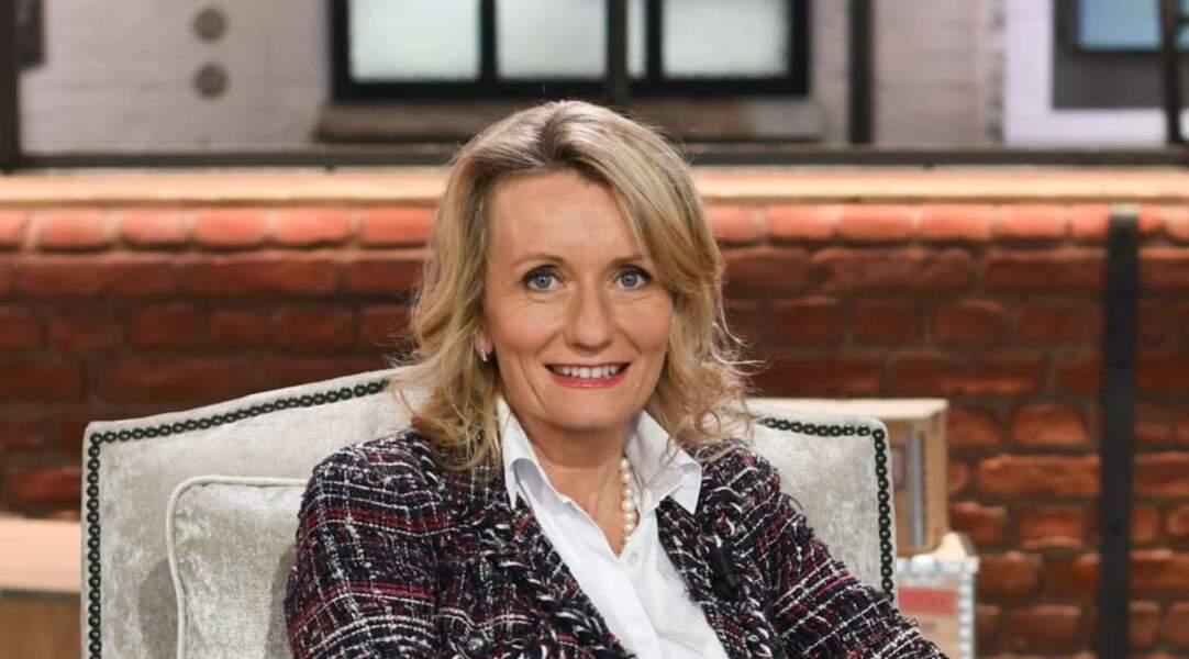 Delphine André, à la tête des transport GCA, a fait de son entreprise familiale une multinationale