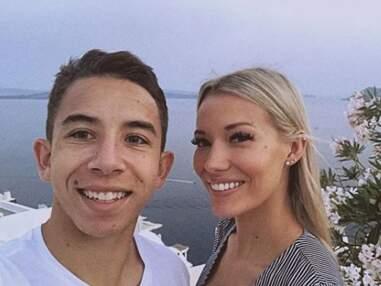 Les footballeurs en couple avec des candidates de télé-réalité