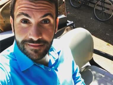 Laurent Ournac : jeune, vieux, déguisé…Il se métamorphose sur Instagram