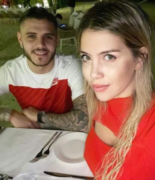 Wanda est la femme de Mauro Icardi (PSG)