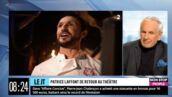 Boyard Land : Patrice Laffont pas convaincu par l'émission dérivée de Fort Boyard (VIDEO)